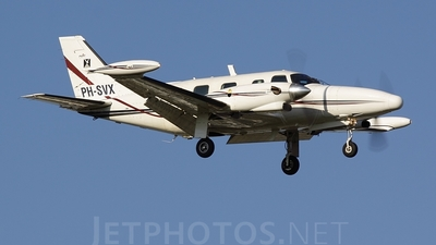 PH-SVX - Piper PA-31T2 Cheyenne II XL - Slagboom & Peeters Aerial Photography