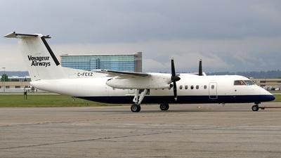 C-FEXZ - Bombardier Dash 8-311 - Voyageur Airways