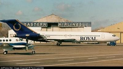 C-GRYQ - Boeing 727-2J4(Adv) - Royal Airlines