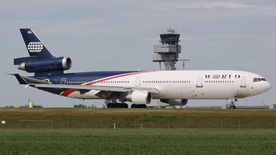 N272WA - McDonnell Douglas MD-11 - World Airways