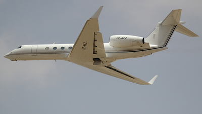 VP-BKZ - Gulfstream G-V - Private