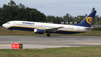 EI-CSG - Boeing 737-8AS - Ryanair