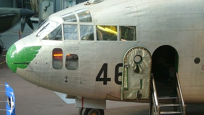 CP-46 - Fairchild C-119G Flying Boxcar - Belgium - Air Force