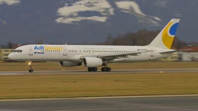 EI-DUA - Boeing 757-256 - Kras Air - Krasnoyarsk Airlines