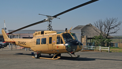 ZS-HGC - Bell UH-1D Iroquois - Private