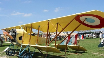 F-AZMB - Caudron G-3 - Private