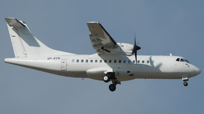 SP-KCN - ATR 42-320 - White Eagle Aviation