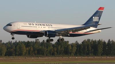 N646US - Boeing 767-201(ER) - US Airways