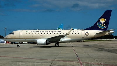 HZ-AEI - Embraer 170-100LR - Saudi Arabian Airlines