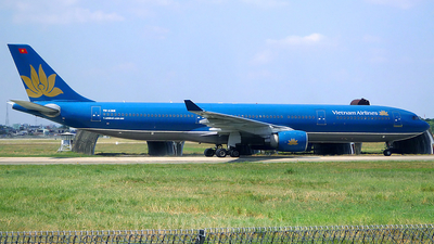 VN-A368 - Airbus A330-322 - Vietnam Airlines