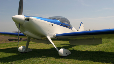 A picture of GBZWZ - Van's RV6 - [PFA 181A13419] - © S. Thomas