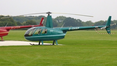 G-SHAF - Robinson R44 Raven II - Private