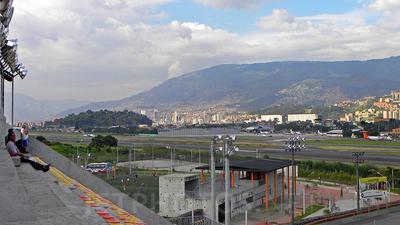 SKMD - Airport - Spotting Location