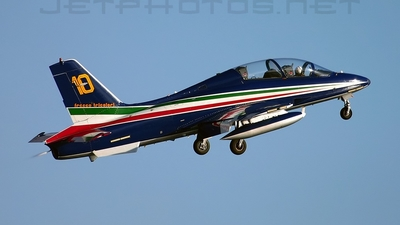 MM54487 - Aermacchi MB-339PAN - Italy - Air Force