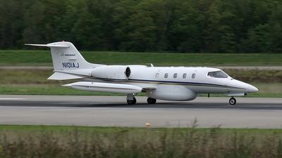 N101AJ - Bombardier Learjet 36 - Private