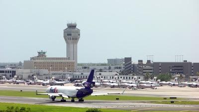 TJSJ - Airport - Ramp