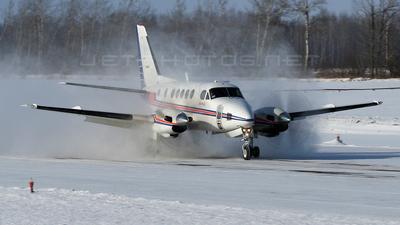 C-FLRB - Beechcraft A100 King Air - Nor-Alta Aviation