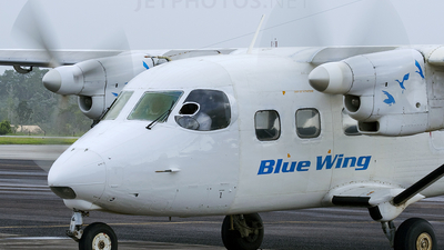 PZ-TSV - PZL-Mielec An-28 - Blue Wing Airlines