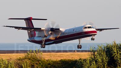 C-GDCQ - Bombardier Dash 8-Q402 - HM - Heli Malongo Airways
