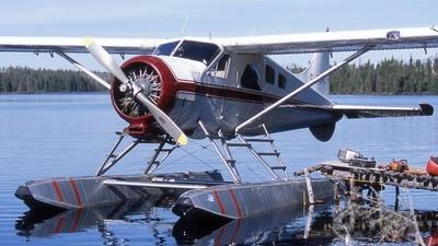 C-FLPL - De Havilland Canada DHC-2 Mk.I Beaver - Plumridge Air Service