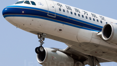 B-6168 - Airbus A319-132 - China Southern Airlines