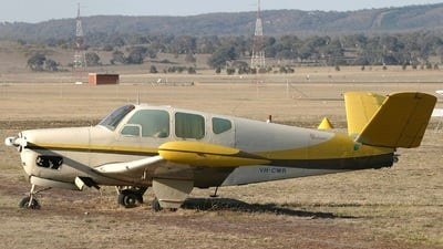 VH-CWR - Beechcraft G35 Bonanza - Private