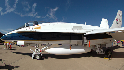 N850NA - McDonnell Douglas F/A-18A Hornet - United States - National Aeronautics and Space Administration (NASA)