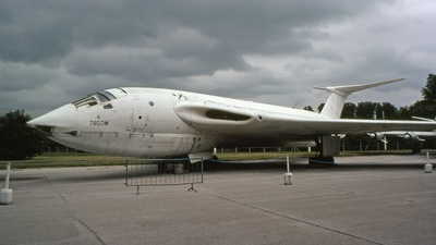 XA923 - Handley Page Victor K.2 - United Kingdom - Royal Air Force (RAF)