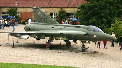 A-012 - Saab F-35 Draken - Denmark - Air Force
