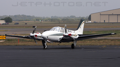 N823EF - Beechcraft 58 Baron - Private