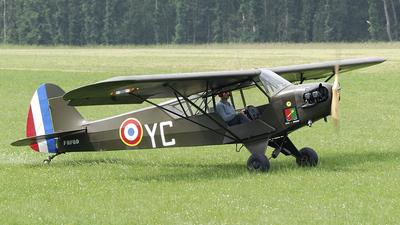 F-BFQD - Piper J-3C-65 Cub - Private