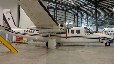 Rockwell 690 Turbo Commander - Air Spray