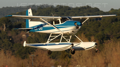 CS-DIU - Cessna 185 Skywagon - Private