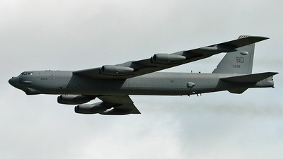 60-0042 - Boeing B-52H Stratofortress - United States - US Air Force (USAF)