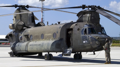 89-0134 - Boeing CH-47D Chinook - United States - US Army