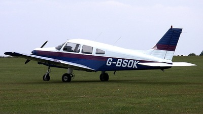 A picture of GBSOK - Piper PA28161 - [287816191] - © Paul Chandler