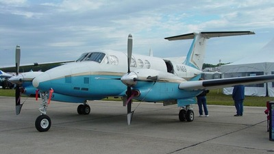 A picture of N69 - Beech 300 Super King Air -  - © Rwy04LGA