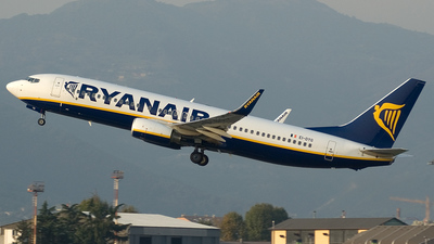 EI-DYG - Boeing 737-8AS - Ryanair