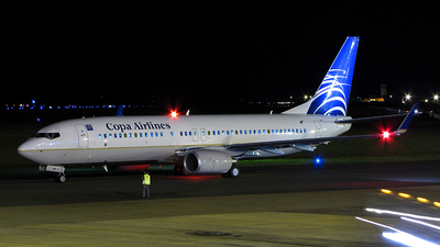 HP-1536CMP - Boeing 737-8V3 - Copa Airlines