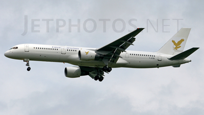 F-GTIB - Boeing 757-2Q8 - Eagle Aviation