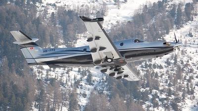HB-FPZ - Pilatus PC-12/47 - Air Sarina