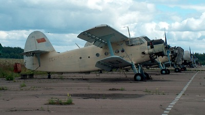 CCCP-33550 - Antonov An-2SKh - Private