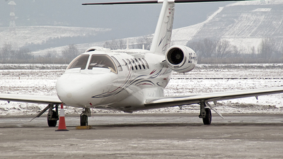 OE-FKO - Cessna 525A CitationJet 2 - Titanen Air