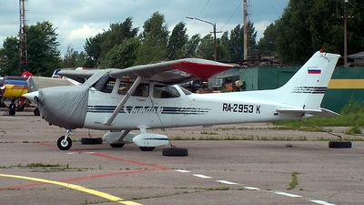 RA-2953K - Cessna 172 Skyhawk - Private