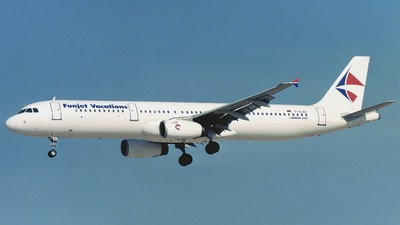 D-ALAO - Airbus A321-231 - Ryan International Airlines