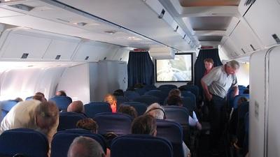 ZK-NCG - Boeing 767-319(ER) - Air New Zealand