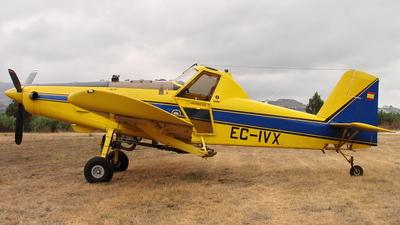 EC-IVX - Air Tractor AT-502B - Trabajos Aéreos Espejo