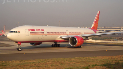 VT-ALJ - Boeing 777-337ER - Air India