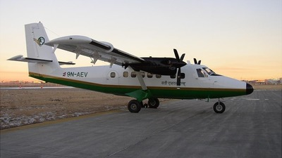 9N-AEV - De Havilland Canada DHC-6-300 Twin Otter - Yeti Airlines