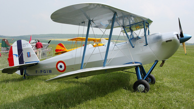 F-PGIM - Stampe and Vertongen SV-4L - Private